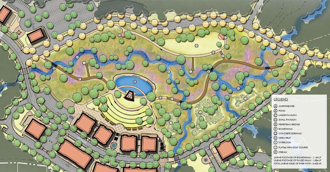 Cumming City Center—Parks & Trails